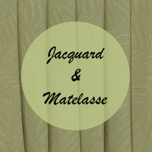 Jacquard and Matelasse Bedding Collections