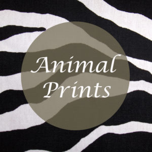 Animal Print Patterns
