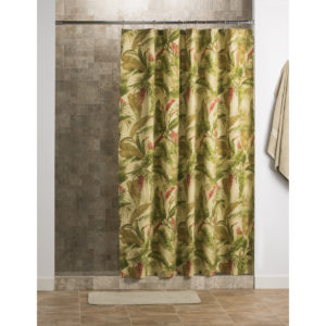 La Selva Natural Collection Shower Curtain