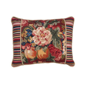 Image for queensland breakfast pillow with side side band