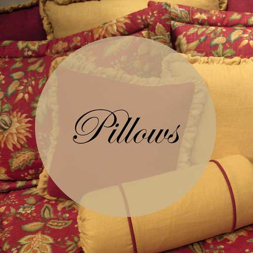 Image for the Main Pillow Collection Page
