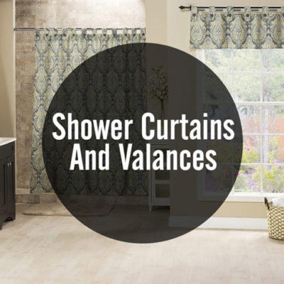 Image of Shower Curtains and Valance Category